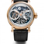 Grieb & Benzinger Blue Wave Watch