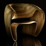 Ribbon Chair By Tom Vaughan