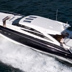 Princess V72 Yatch