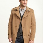 Banana Republic Military-Inspired Car Coat