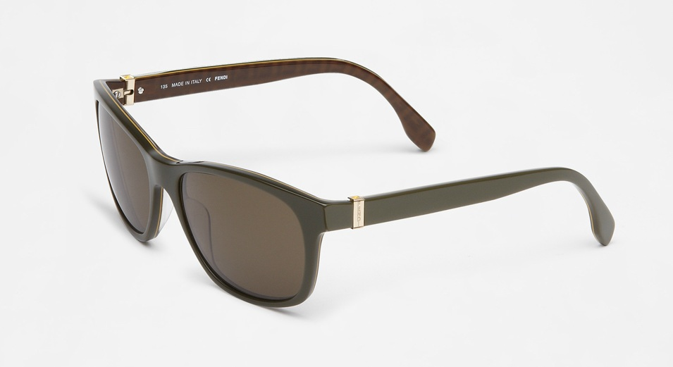 Fendi Via Veneto Men's Sunglasses