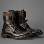 John Varvatos Tahoe Felt Work Boot