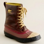 Sorel® for J.Crew Sentry Pac boots