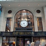 Nat Sherman 42nd Street