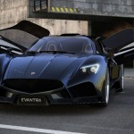 Evantra Supercar By F&M 7