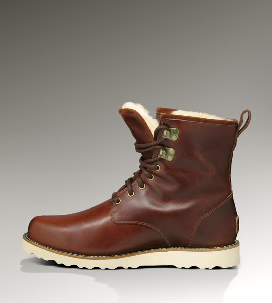 UGG® Men's Hannen TL Winter Boots Cordovan | UK Store Sale