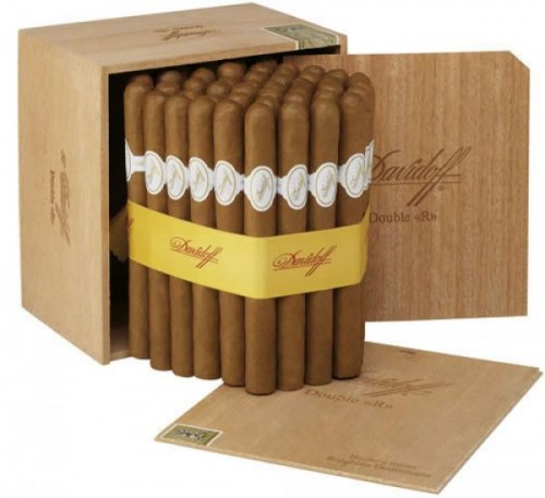 "Davidoff Double ""R"" Cigar"