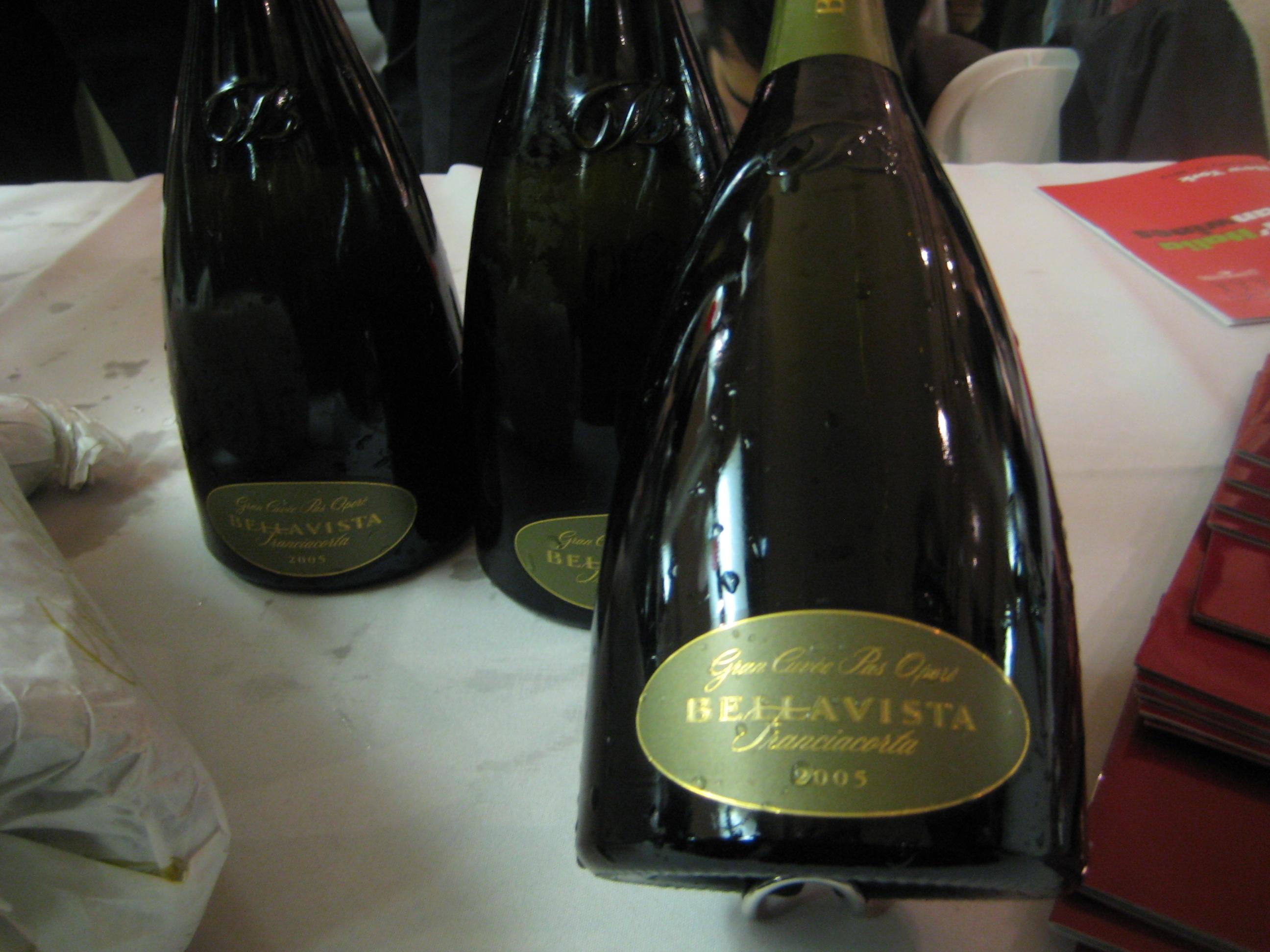 Bellavista Franciacorta Gran Cuvée 2005