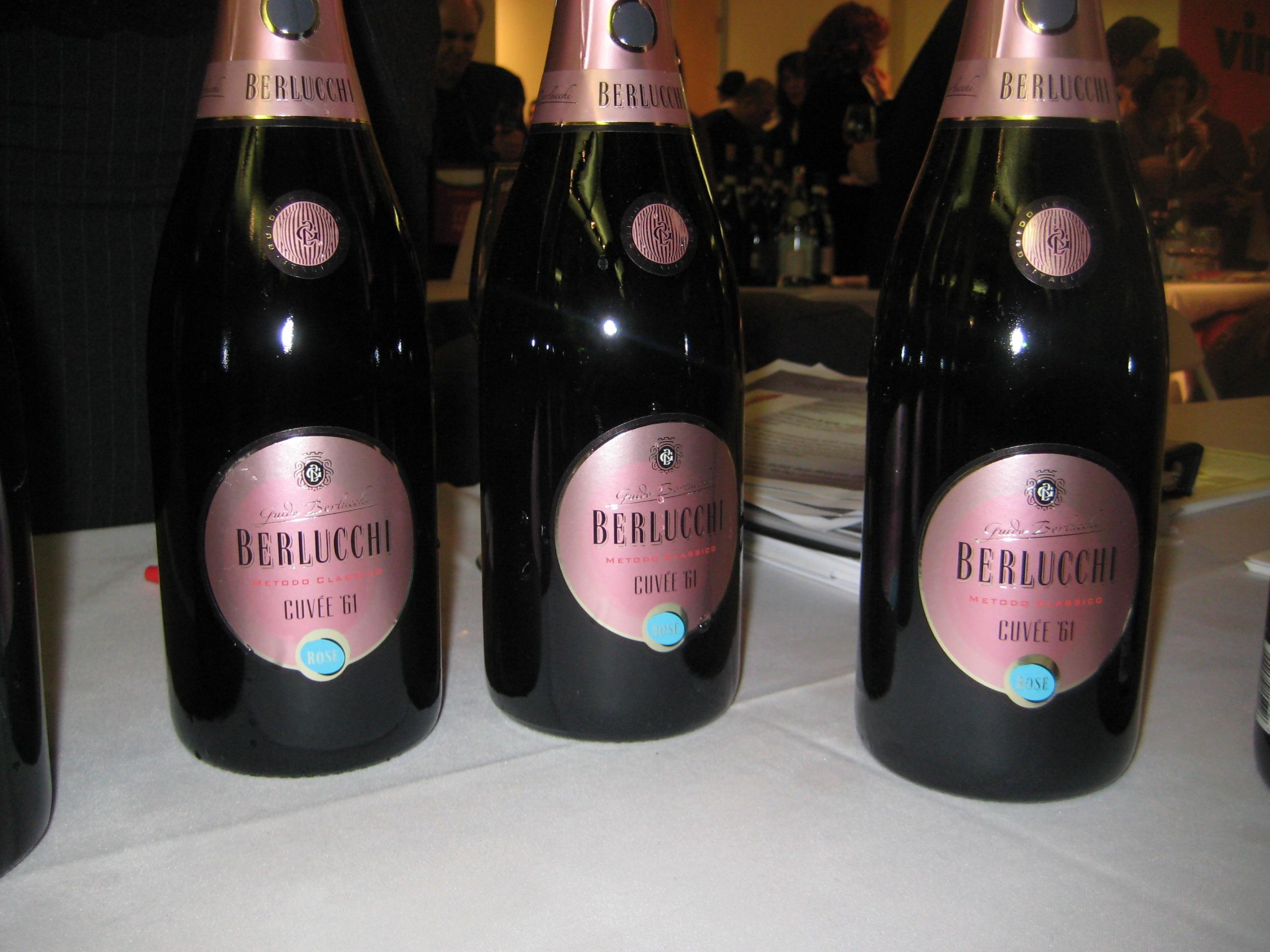 Berlucchi Cuvée '61 Rosé