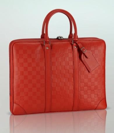 Louis Vuitton Damier Porte Documents Voyage Briefcase - 391 x 453  36kb  jpg
