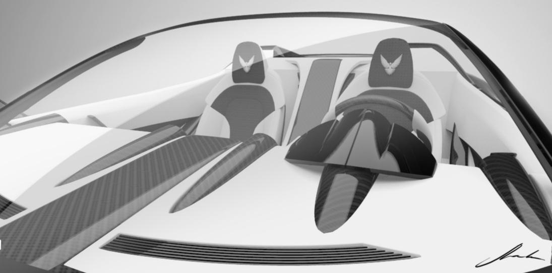 Shayton Equilibrium Super Sports Car