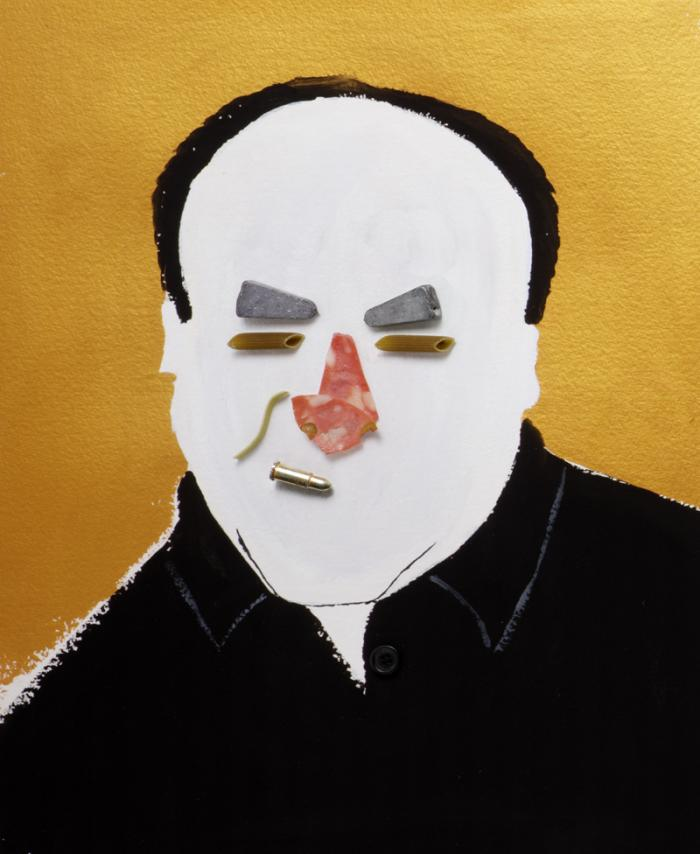 Tony Soprano By Hanoch Piven