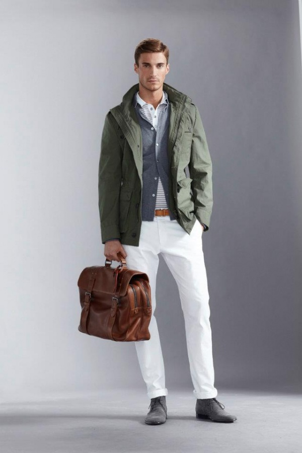 Windsor. Men's Spring Summer 2012 Collection