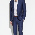 Zara Men's Structured Suit