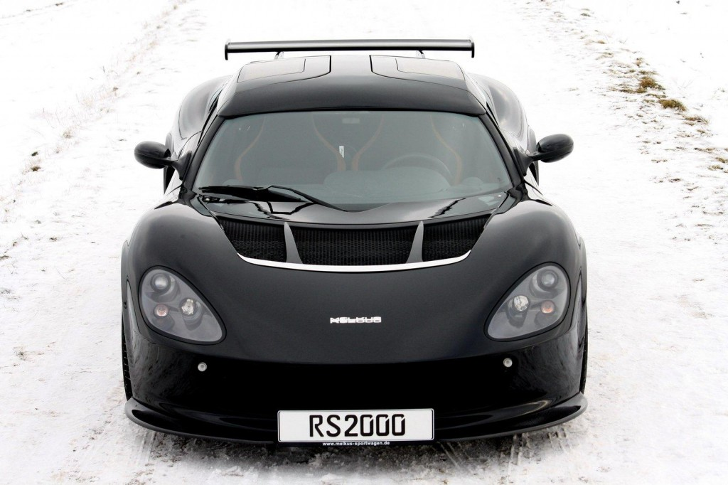 Melkus RS2000 Black Edition Supercar