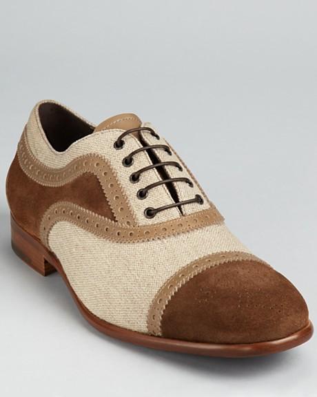 Salvatore Ferragamo Basilea Oxford Shoes