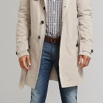Tommy Hilfiger Men's Trench Coat