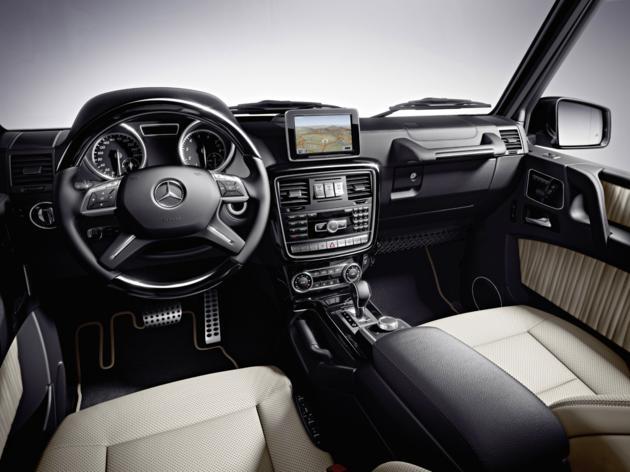 2013 Mercedes-Benz G-Class Truck