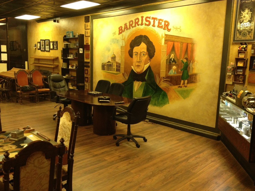 Barrister Cigars, Union NJ