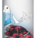 Grey Goose Cherry Noir Vodka Bottle
