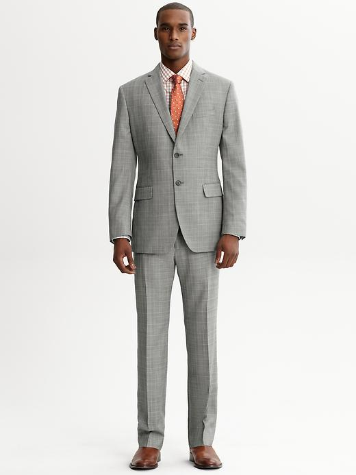 Banana Republic Single Breasted Suit