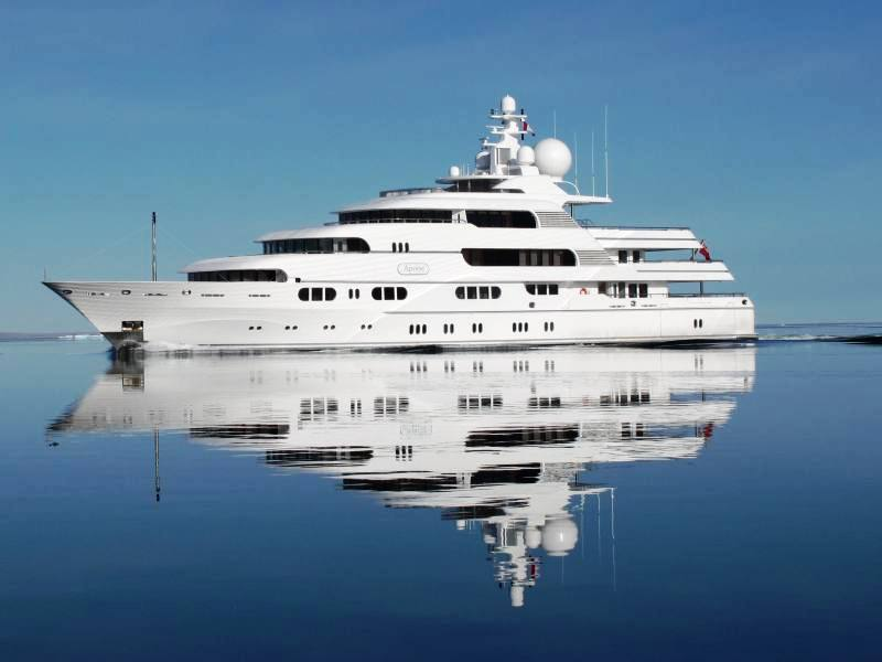 Lurssen Apoise Luxury Superyacht