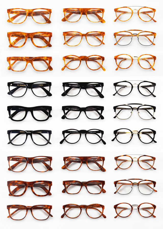SUPER Optical Glasses Spring Summer 2012