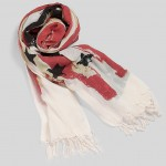 Tommy Hilfiger Stars And Stripes Scarf
