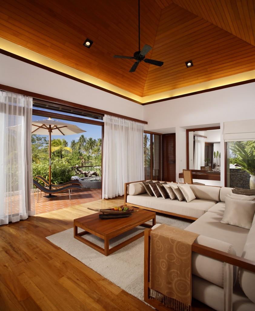 The Sarojin Beach Resort in Khao Lak Thailand