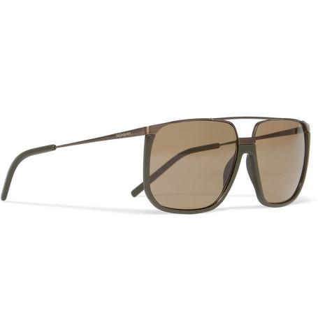 Yves Saint Laurent Aviator Sunglasses