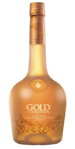 Courvoisier Gold