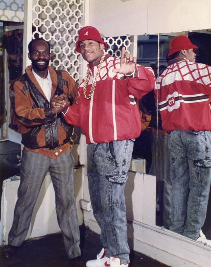Dapper Dan LL Cool J