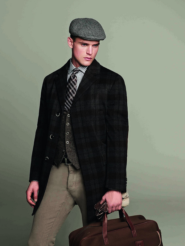 Hackett London Autumn Winter 2012 Men's Collection