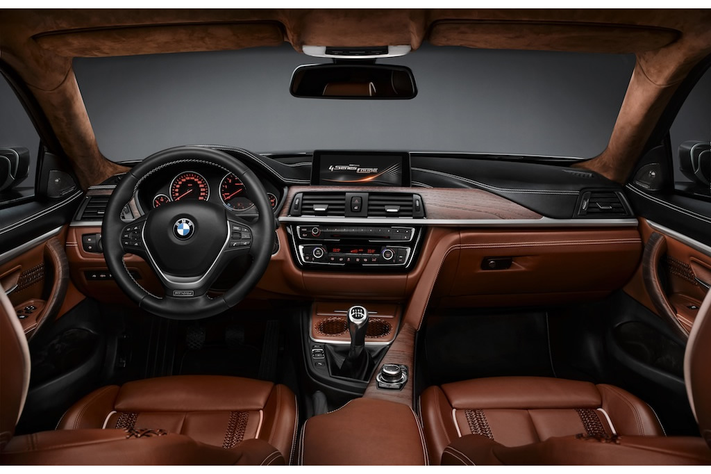 BMW 4 Series Coupe Concept 4