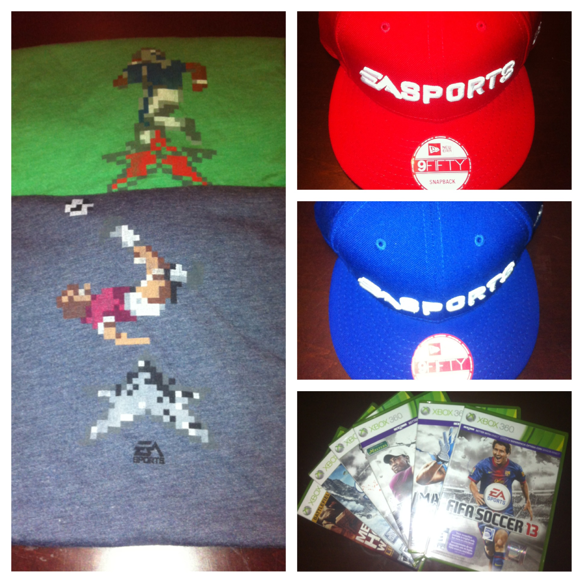 EA SPORTS GIVEAWAY