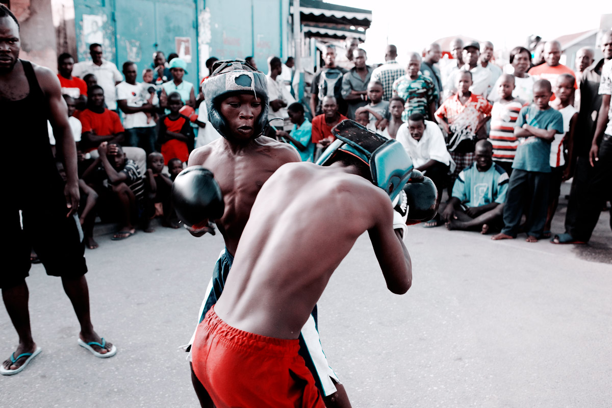 "Luca J Sage Photography ""The Streetfighters"""