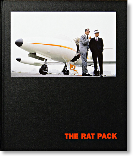 The Rat Pack Heritage Edition Hardcover Book