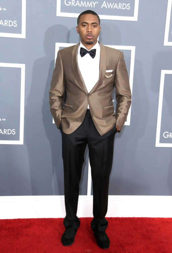 Nas 2013 Grammy Awards