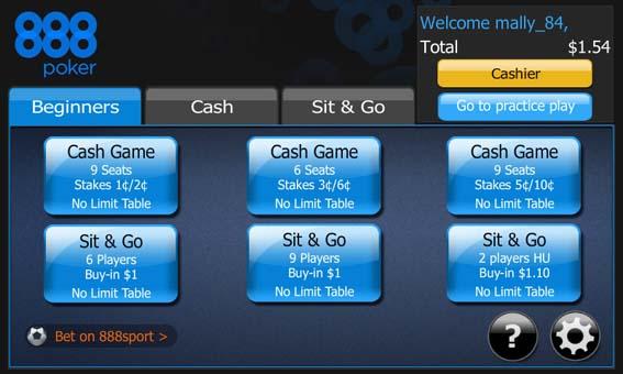 luxury casino mobile app