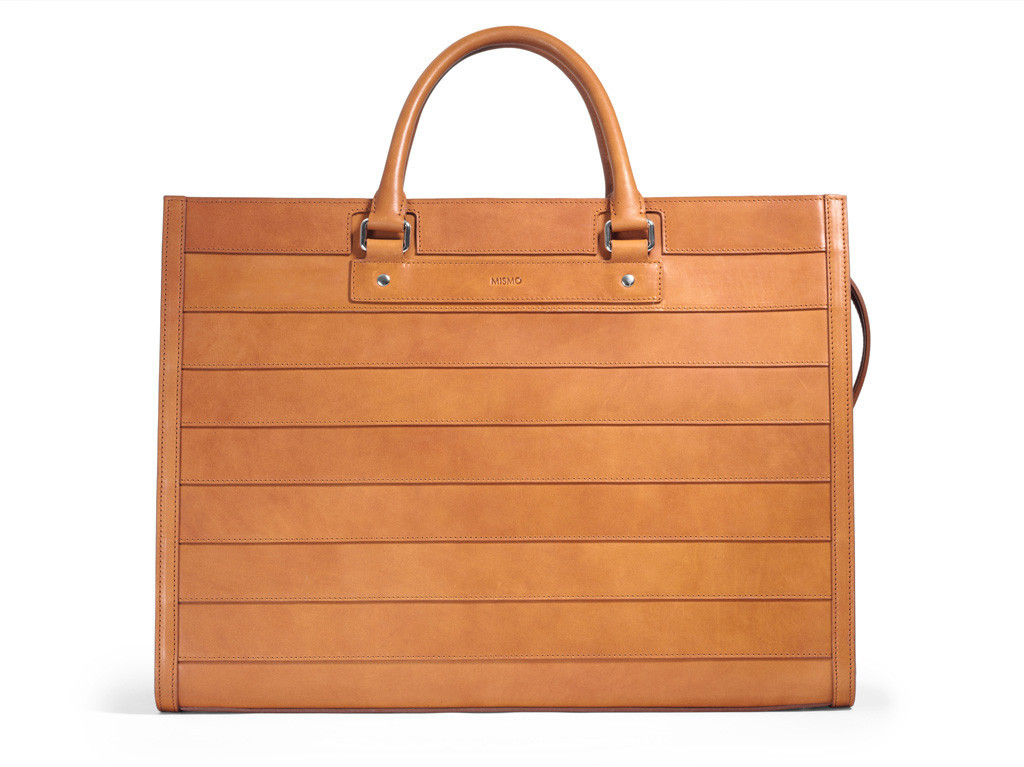 Mismo Wessel Tabac Suitcase