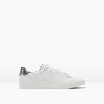 Zara Man Classic Detail Trainer Shoe 3